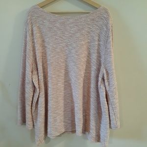 Old Navy  Knit Boat Neck pullover Sweater